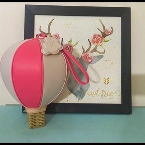 Kate Spade Hot Air Balloon Clutch